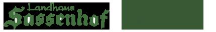 LANDHAUS SASSENHOF Logo